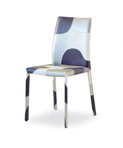 chaise grise et blanche chaise de salle à manger vente en ligne italy design