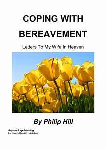 coping with bereavement letters to my wife in heaven e With letters to my wife book