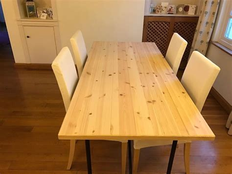 ikea kitchen table and chairs uk ikea ryggestad dining table with 4 chairs in sevenoaks