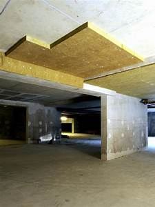 Isolant Sous Dalle Béton : isolation des plafonds sous plancher hourdis b ton j ~ Dailycaller-alerts.com Idées de Décoration