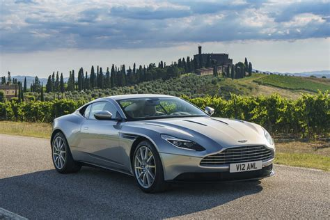 2017 Aston Martin Db11 First Drive Review  Motor Trend Canada