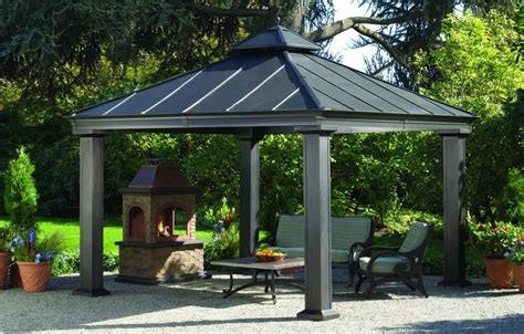 Contemporary Gazebo 25 Best Collection Of Contemporary Gazebo Kit