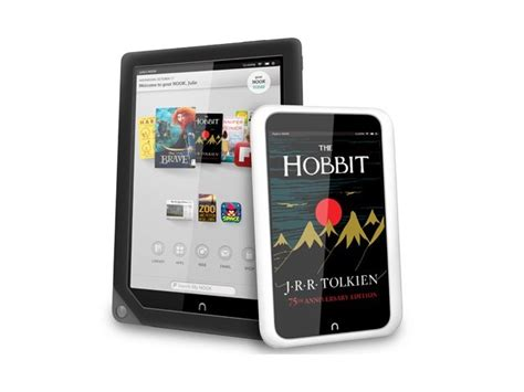 Nook Sales Down By 66%; Blame It All On No New Models
