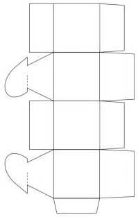 Heart Box Template Printable