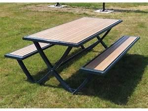 Table Bois Pique Nique : table pique nique standard bois compact abc collectivit s devis quipement tables de pique ~ Melissatoandfro.com Idées de Décoration