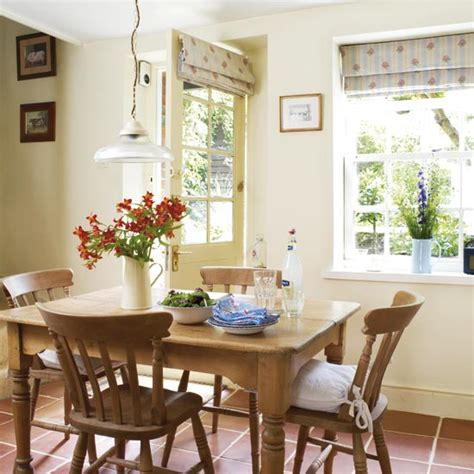 Country Cottage Dining Room  Dining Rooms  Dining Room