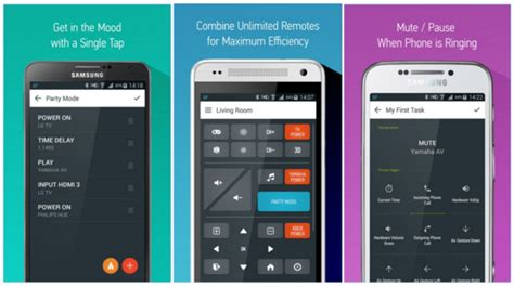 samsung smart tv remote app android best tv remote app for android