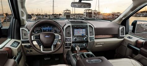 ford  interior  ford