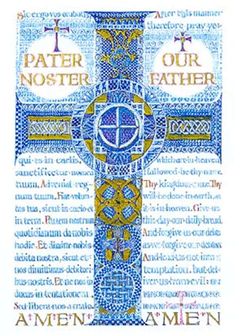 pater noster in pater noster two
