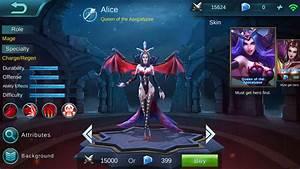 Mobile Legends Alice Build Guide FGR