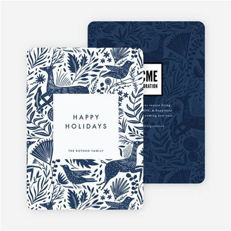 These holiday greetings are for customers, clients, employees and more. Business Holiday Cards & Corporate Holiday Cards   Paper Culture