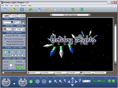 holidaysoft launches holiday lights designer software