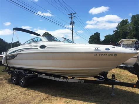 Boat Trader Mooresville Nc by 2001 Sea 240 Sd 24 Foot 2001 Motor Boat In