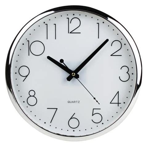 pendule de cuisine murale pendule horloge murale silencieuse pile lr6 alc achat