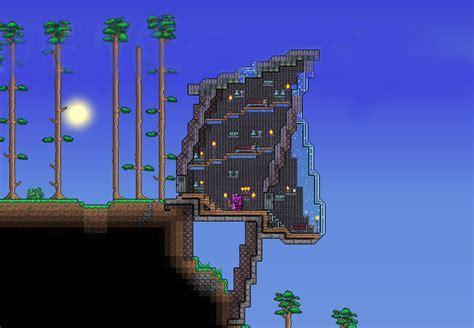 Terraria Modern House