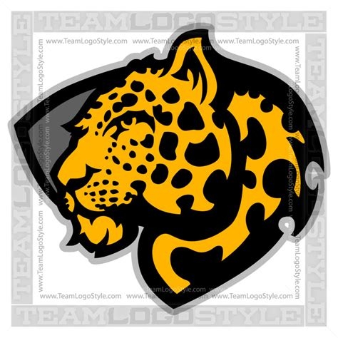 leopard logo vector clipart leopard