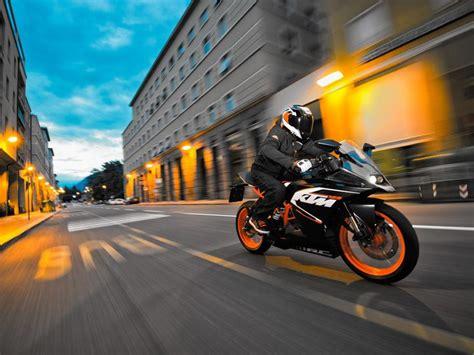 ktm rc  gallery  top speed