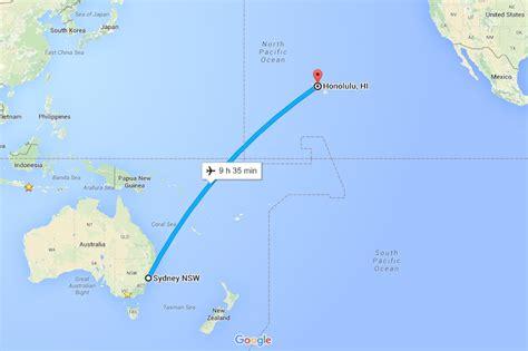 hawaii honolulu travel planning  australians