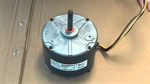 Carrier Condenser Fan Motor Hc35ge240