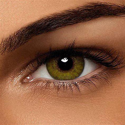 optix colors air optix colors pack of 2 gemstone green