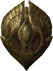 Elven Shield Skyrim