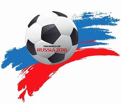 Soccer Ball Cup Russia Clip Clipart Fifa