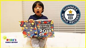 RYAN TOYSREVIEW BROKE THE WORLD RECORD!!! - YouTube