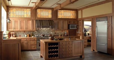 prairie style kitchen cabinets craftsman kitchen design what is typical for the 4383