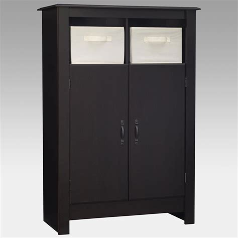 small two door storage cabinet small black kitchen storage cabinet with double doors and