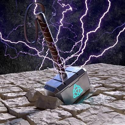 Hammer Thor Thors Mjolnir Wallpapers Desktop Background