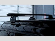 BMW X5 M Series with Thule Rapid Podium AeroBlade Roof