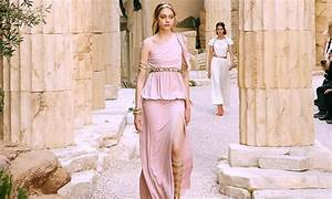 Chanel presents Greek-inspired cruise collection