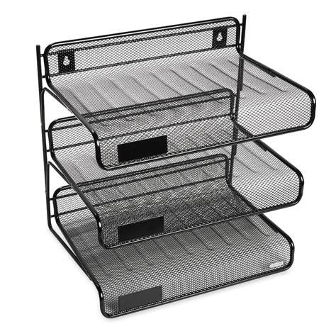 wall mounted desk organizer desk storage file holder organizer office documents wall