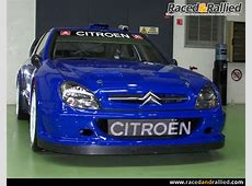 Citröen Xsara WRC 2005 Rally Cars for sale at Raced