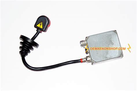bmw 5 series e39 xenon headlight problem oem ballast bulb