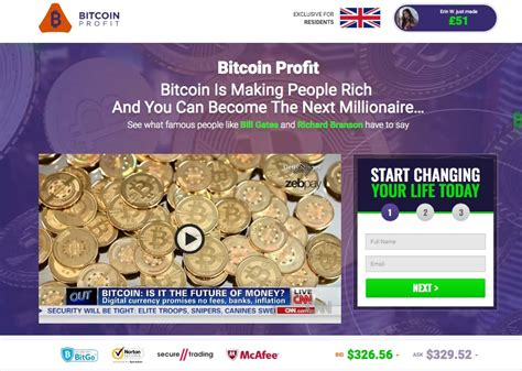 This makes it easier and safer to use on your phone or any device. Bitcoin Profit App   £1000+ Profit Potential ...