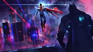 Batman Vs Superman - HDWallpaperFX