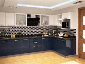 kitchen interiors photos l shaped modular kitchen designs photos
