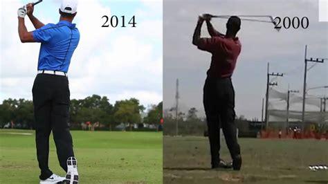 Tiger Woods 2000 Swing