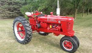 1954 Farmall Super H Stage 2