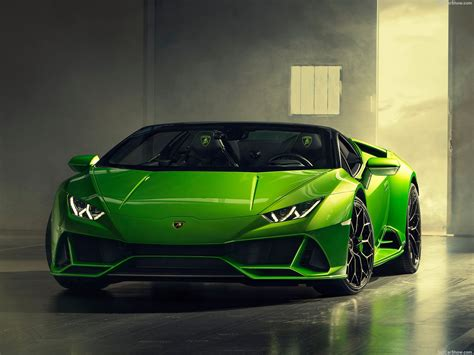 Lamborghini Huracan Evo Spyder (2019)