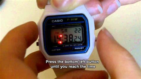 Casio F-91w Digital Watch (replica)
