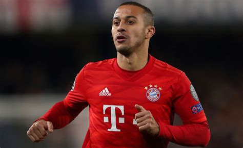 Liverpool receive transfer completion boost as Thiago ...