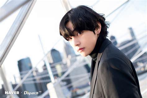 010320 Naver X Dispatch Connect Bts ⭐ Taehyung Kpop