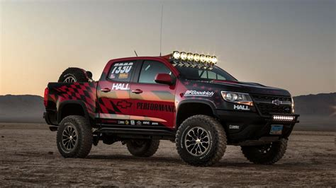 Here are the parts to make your Chevrolet Colorado ZR2 a