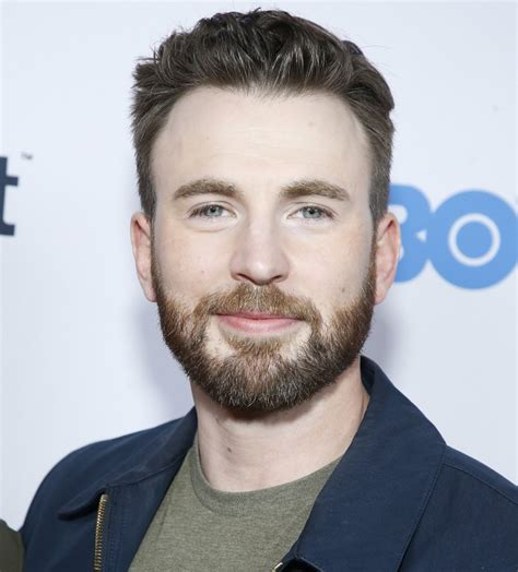 Chris Evans Returns After Accidental NSFW Instagram Story ...