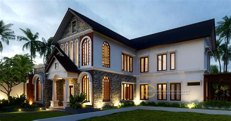 desain rumah classic