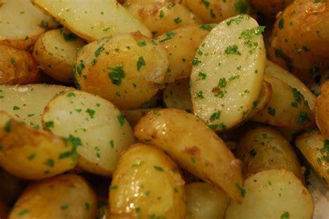 cuisiner pomme de terre nouvelle les paniers bio du val de loire recette pommes de