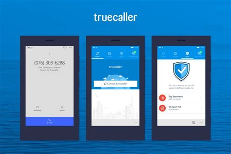 truecaller for windows 10 mobile now available for
