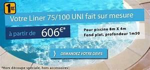 Liner Piscine Pas Cher : liner piscine prix achat et devis en magasin chez ~ Dallasstarsshop.com Idées de Décoration